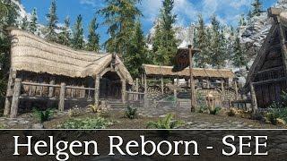 Skyrim Special Edition - HELGEN REBORN -  Most Ambitious Quest Mod