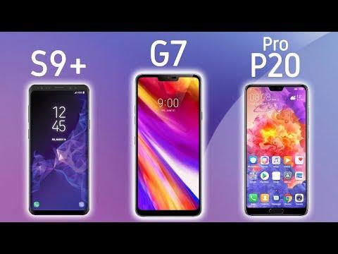 LG G7 ThinQ: así de bien compite contra los mejores gama alta de 2018