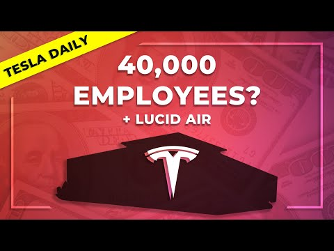 Is Tesla Sandbagging Giga Berlin? + Lucid Air Reveal Recap & Analysis