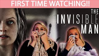 THE INVISIBLE MAN (2020) | FIRST TIME WATCHING | MOVIE REACTION