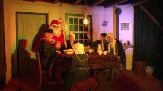 Kerstwens vanuit Aardappeleterstafereel