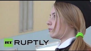 Russia Watch This Girl Cadet Field Strip An AK47 At Lightning Speed