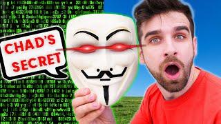 I FOUND CHAD'S SECRET... It Will End The Spy Ninjas if Revealed