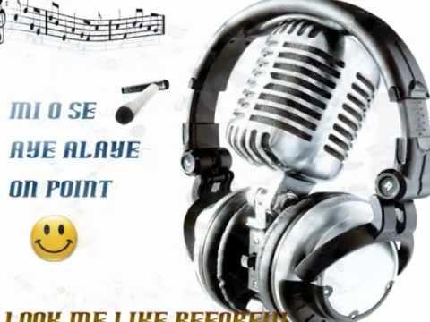 Aye Alaye studio Remix