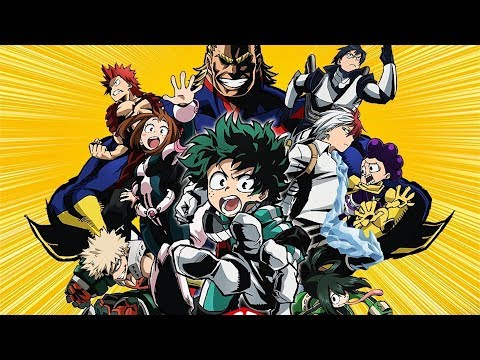 My Hero Academia 「AMV」David Bowie - Heroes (Gang Of Youths Cover)