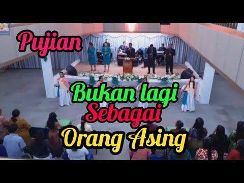 GBI Alfa Omega Jemaat Tanjung Uban/Bukan lagi sebagai orang asing