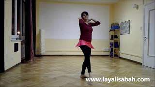 Danza del ventre online - Coreografia Pop livello open
