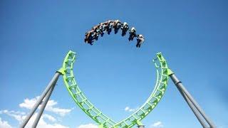 दुनिया के सबसे जानलेवा झूले    DEADLIEST Roller Coasters YOU WONT BELIEVE EXIST