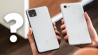 Google Pixel 4 vs Google Pixel 3: Don't Be Fooled