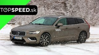 Volvo V60 D4 test - TOPSPEED.sk Alex ŠTEFUCA