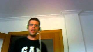"""Eurovision Song Contest 2008: """"EVEN IF"""", Andy Abraham (UK, COVER)"""