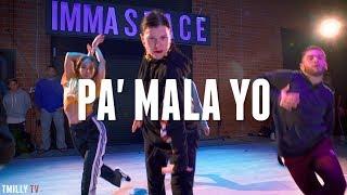 Natti Natasha - Pa' Mala YO | Choreography by Janelle Ginestra #TMillyTV