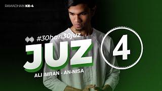 JUZ 4 - Muzammil Hasballah