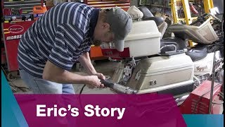 Eric's Story:  Overcoming The Mysterious Guillain Barré Syndrome