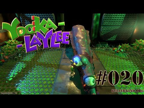Tentakel-Alarm im Sumpf! ★ #20 ★ Speedy plays Yooka-Laylee [HD|30FPS]