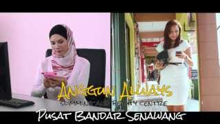 Anggun Always TV Commercial
