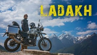 LADAKH : Motorcycle Diaries