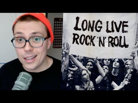 "The ""Death"" of Rock Is Good for the Genre"