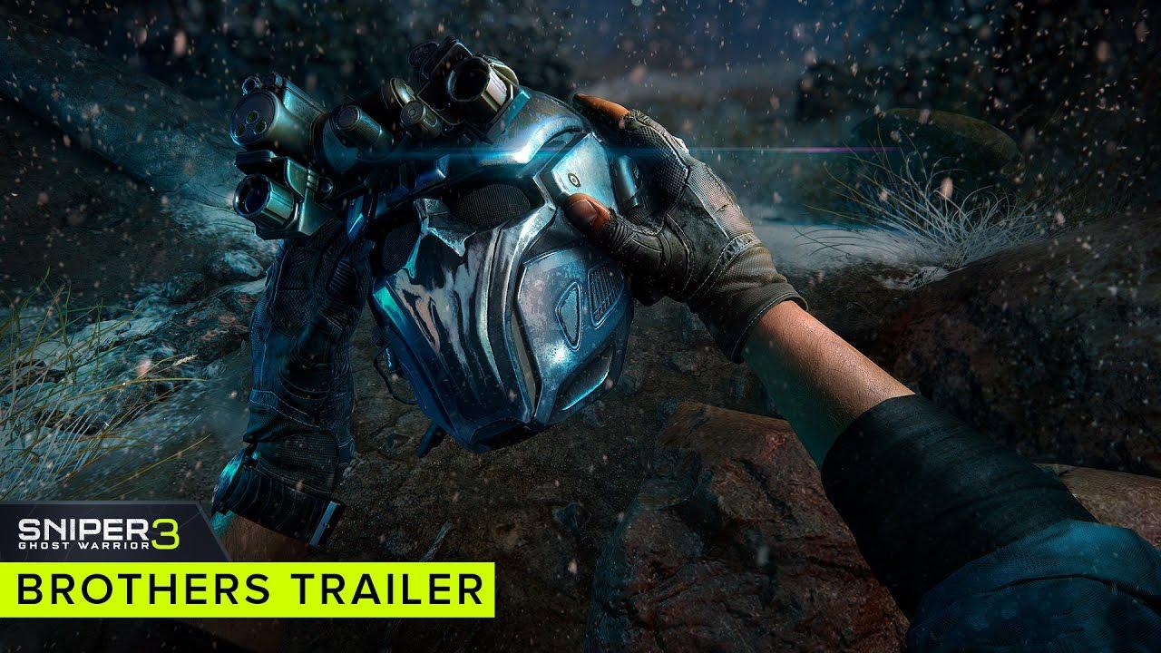 Sniper: Ghost Warriror 3 - Trailer Brothers