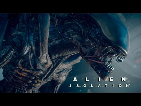 "Alien Isolation Pelicula Completa Español HD 1080p | ""Terror"" Sustos + Gameplay (Game Movie)"