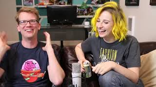 Tessa Violet and Hank Green talk Crush