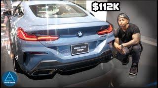 2019 BMW M850 is INSANE! (LA Auto Show 2018)