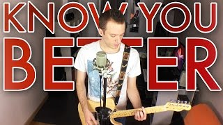 LEISURE   Know You Better (Vyel Cover)