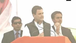 Rahul Gandhi Hits Back At PM Modi In Mirza Ghalibs Style  ANI News