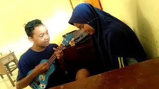 Hello - Diantara Beribu Bintang Versi Ukulele Cover By Dani