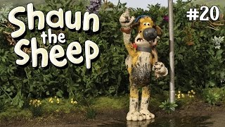 Download Video Shaun the Sheep - Rumah Baru [In the Doghouse] MP3 3GP MP4