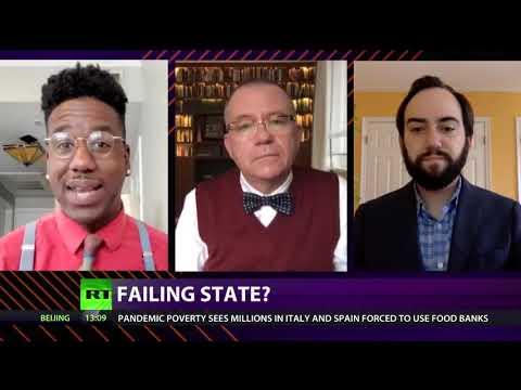 CrossTalk on the US   QUARANTINE EDITION  Failing State?