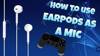 How To Use Earpods As A Mic