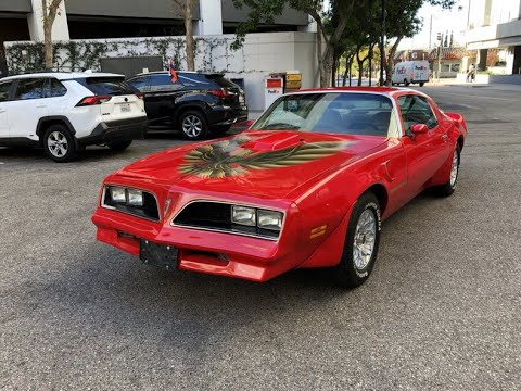 1977 Pontiac Firebird Trans Am (CC-1434097) for sale in Glendale, California