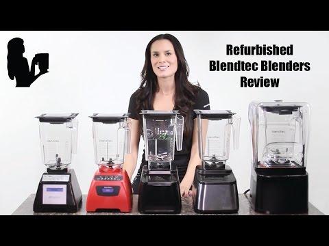 Refurbished Blendtec Review – A Breakdown by Blender Babes