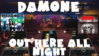 Damone - Out Here All Night - Rock Band 2 DLC Expert Full Band (July 28th, 2009)