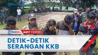Detik-detik Penyerangan KKB ke Puskesmas Kiwirok, Pelaku Rusak Bangunan & Lakukan Penganiayaan Berat