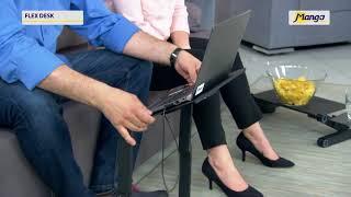Składany stolik pod laptopa Flex Desk