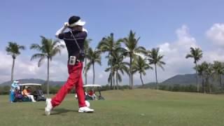 Golf trip (Hainan in China)