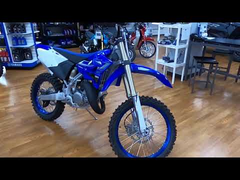 2020 Yamaha 2020 YZ125X