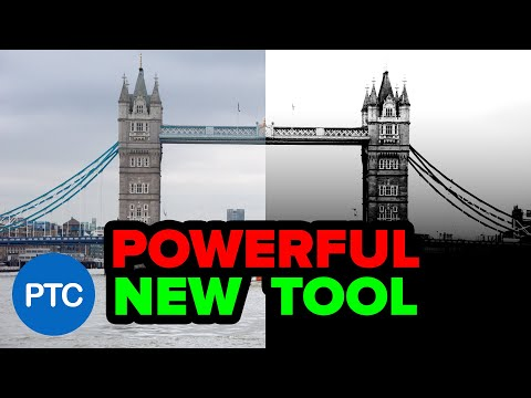 New Powerful Photoshop Tool for Targeted Adjustments - Range Masks in Camera Raw