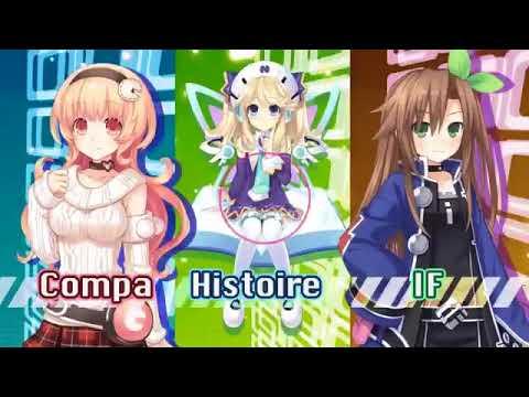 Видео № 0 из игры Hyperdimension Neptunia Re;Birth2 Sisters Generation [PS Vita]