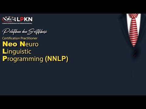 Neo Neuro Linguistic Programming (NNLP) - Sesi 1 - YouTube
