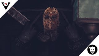 Friday the 13th - Hockey Mask and Machete