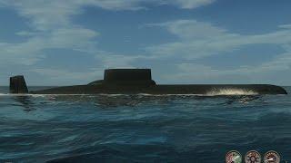Обзор лодок в silent hunter 4