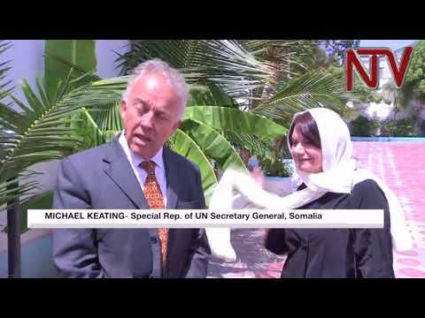 UN Under-Secretary General Rosemary DiCarlo visits Somalia