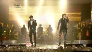 Infinite&Inspirit, [HIT] 불후의 명곡2-성규(Sung Kyu) &우현(Woo Hyun) - 해뜰날.20121222