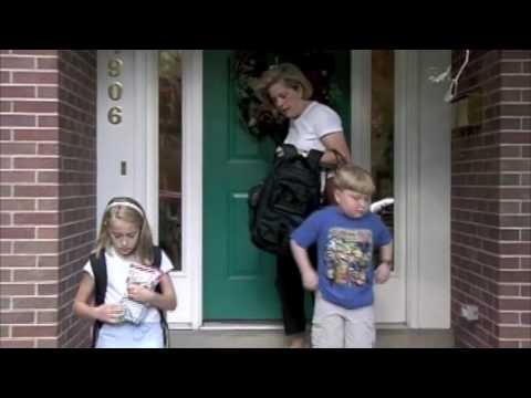 Screenshot of video: Video showing a 7yr boy who has Rheumatoid Arthritis