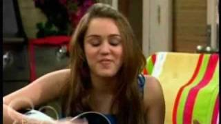 Miley & Hannah; He Could Be The One Acapella
