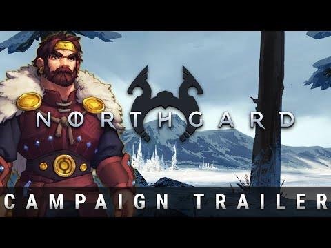 Northgard Campaign Trailer - Rig's Saga thumbnail