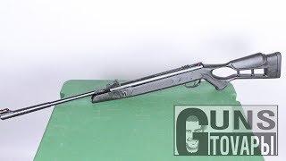 Пневматическая винтовка Hatsan Striker Edge с газовой пружиной от компании CO2 - магазин оружия без разрешения - видео 3